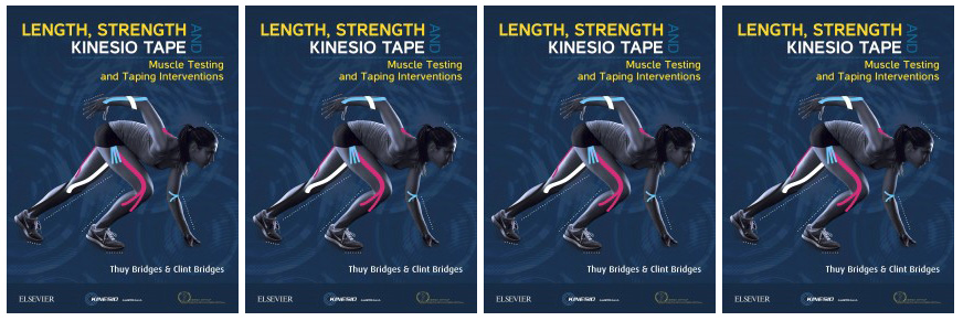 """Length, Strength & Kinesio Tape"" new textbook published"
