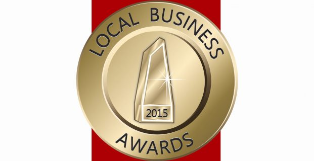 Finalist in the Local Business Awards